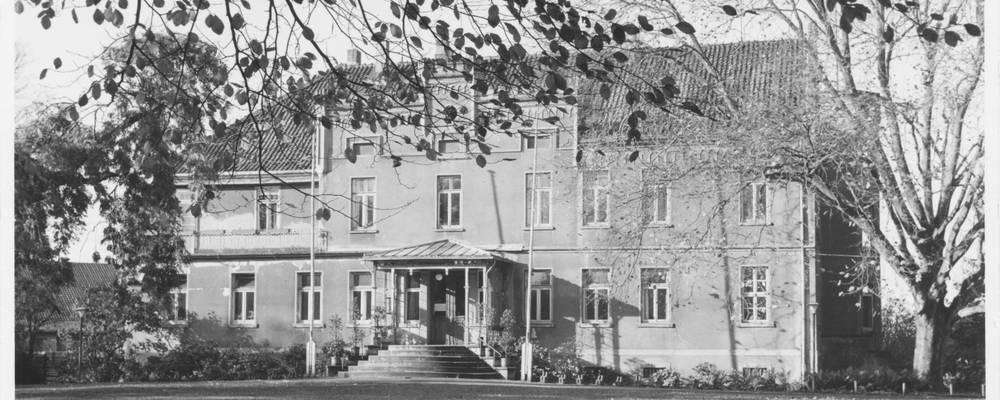 Altes Rathaus Juli 1960