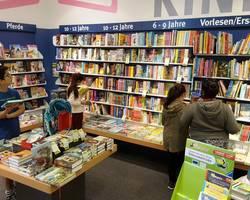 Menu: Stadtbücherei