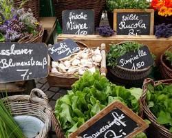 Menu: Wochenmärkte