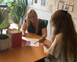 Menu: Beamtin/Beamter in der Laufbahngruppe 2, Fachrichtung Allgemeine Dienste