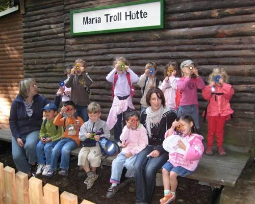 Maria-Troll-Hütte © Ilka Hanenkamp-Ley