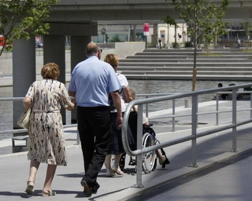 Behindertenfahrten
