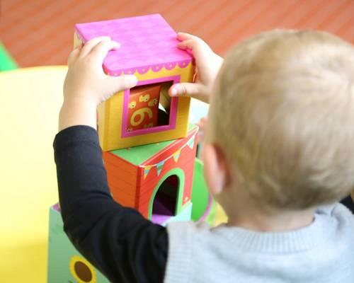 Kindergartengruppe Gutenbergstraße