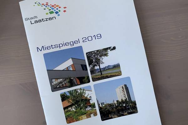 Menu: Mietspiegel 2019