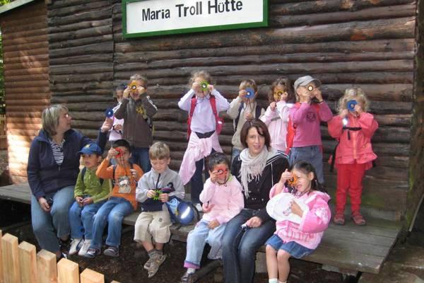 Menu: Maria-Troll-Hütte