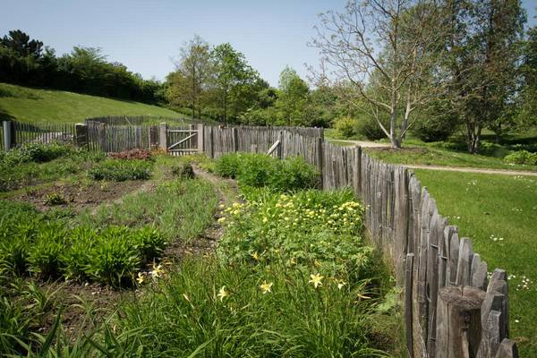 Menu: Park der Sinne
