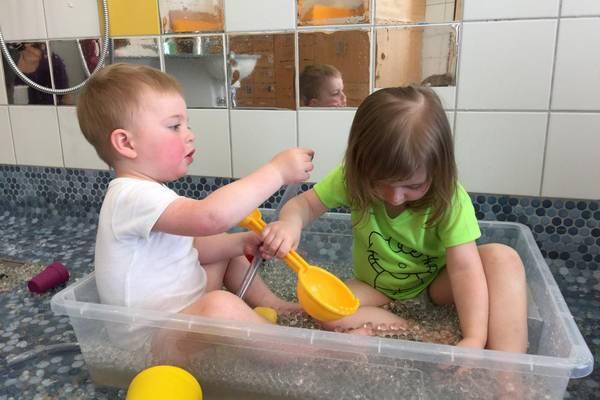 Menu: Forscher-Kita im Familienzentrum