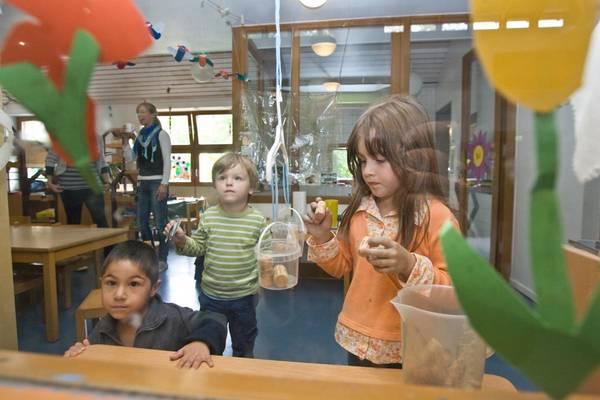 Menu: Kindertagesstätte Sudewiesenstraße
