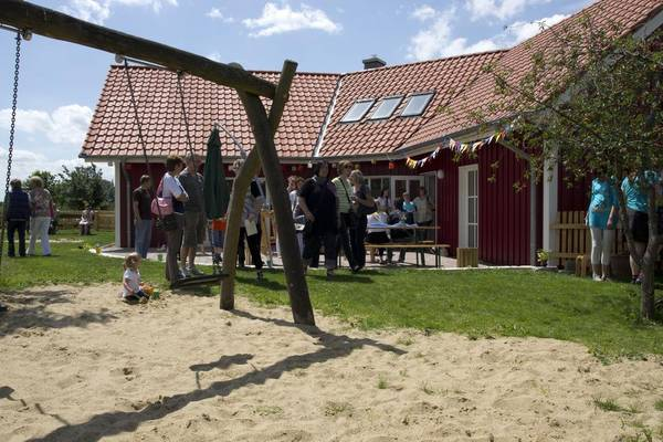 Menu: Kindergarten für das seelenpflegebedürftige Kind