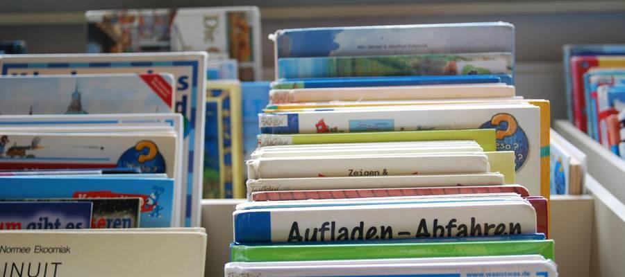 Bilderbücher in der Lesebox