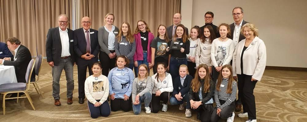 Laatzener Löwe 2019 geht an die Eine-Welt-AG der Albert-Einstein-Schule