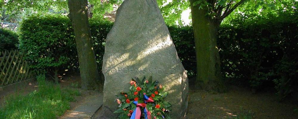 Tordenskiold Gedenkstein in Gleidingen