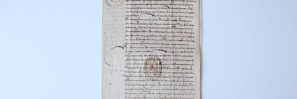 Historische Handschrift