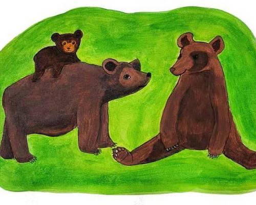 """Vorlesegeschichte: """"Aufregung im Wunderwald"""""""