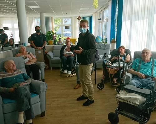 Präventionsveranstaltung Enkeltrick © Seniorenbeirat der Stadt Laatzen