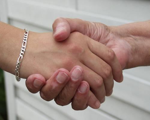 Ehrenamtlicher Partnerbesuchsdienst