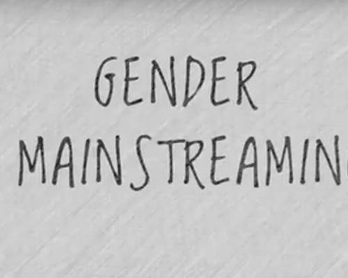 Was ist Gender Mainstreaming?