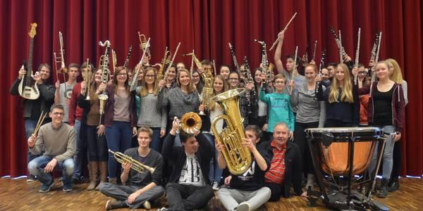 Laatzener Orchester LaWinds ©Katrin Förster