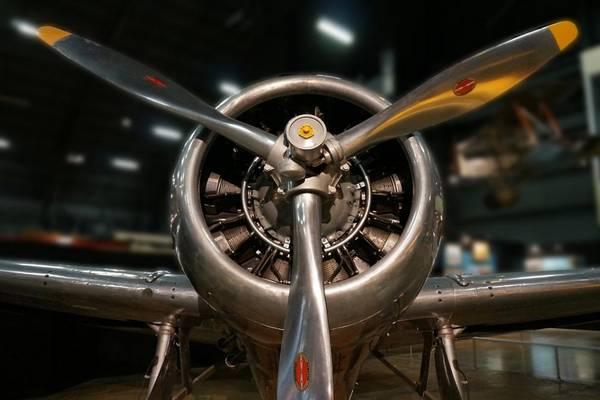 Menu: Luftfahrtmuseum