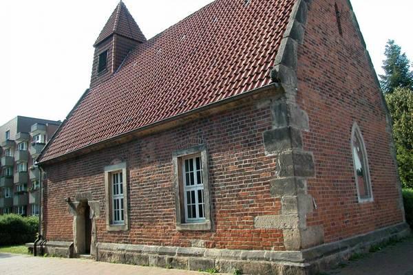 Menu: Gotische Kapelle in Alt-Laatzen